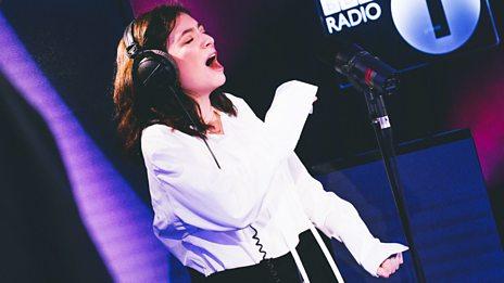 Live Lounge - Lorde