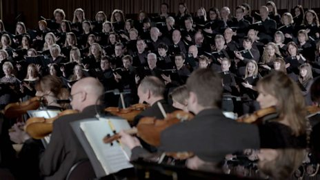Watch BBC National Orchestra and Chorus of Wales perform The Internationale