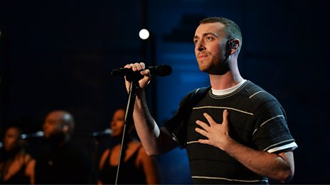 Live Lounge - Sam Smith Special