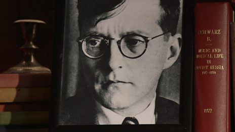 Shostakovich's secret code