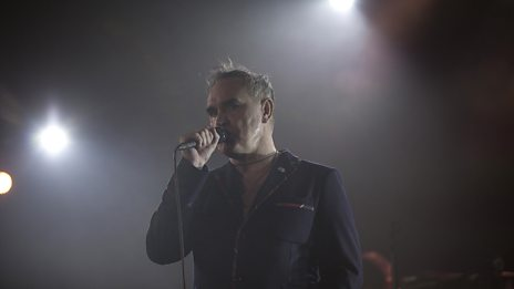 Morrissey - Back on the Chain Gang (6 Music Live 2017)