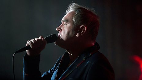 6 Music Live - Morrissey