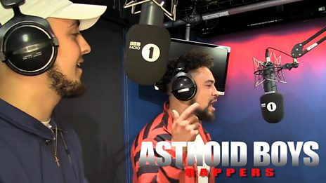 Astroid Boys - Fire In The Booth Part 2