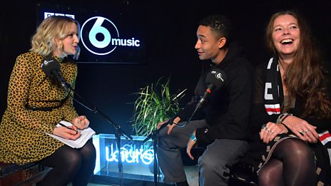 """If I could sing I'd make music like Jamiroquai"" - Loyle Carner talks about the sounds that shaped him"