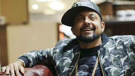 1Xtra Meets - Sean Paul, with Ace