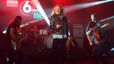 6 Music Live - Robert Plant