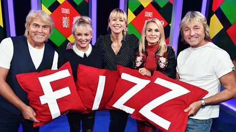 The Fizz chat with Sara on Sounds of the 80s