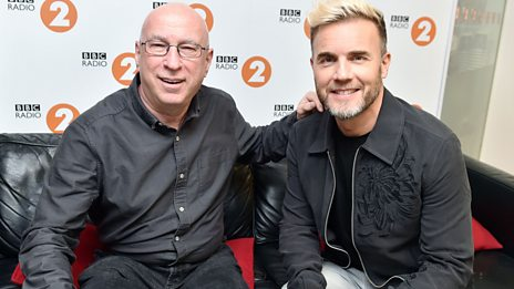 Why Gary Barlow feels like he's been given an amazing second chance