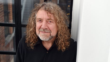 Robert Plant's incredible story about meeting Elvis Presley in 1974.