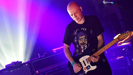 Mogwai talk about their 6 Music Live performance