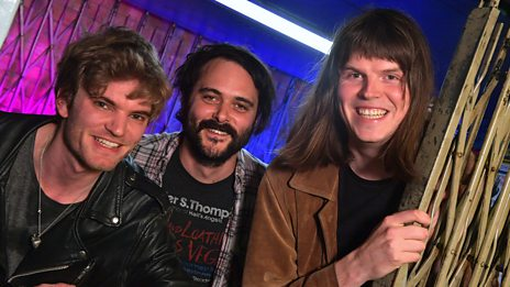 Rocktober: Tigercub in session at Maida Vale
