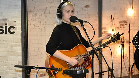 Phoebe Bridgers Session