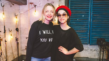 St. Vincent in conversation with Lauren Laverne