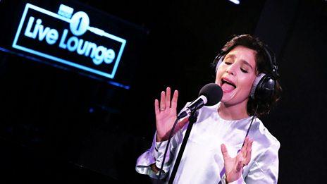 Live Lounge - Jessie Ware