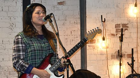 "Kim Deal: ""I've been on a kayak playing a ukulele"""