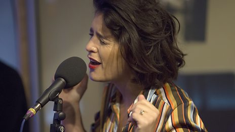 "Jessie Ware performs a stunning cover of Neil Young's ""Harvest Moon"""