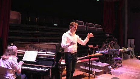 Cosi fan tutte rehearsals | Northern Ireland Opera