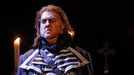 "Bryn Terfel's electrifying performance of ""Va, Tosca"""