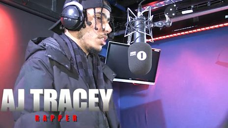 AJ Tracey - Fire In The Booth Part 2