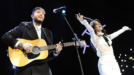 Camila Cabello & James Arthur - Say You Won't Let Go