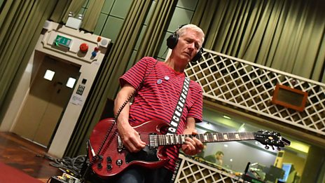 Captain Sensible talks to Steve ahead of playing live at the Christmas Punk Party.