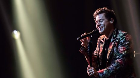 Harry Styles at the BBC - coming soon
