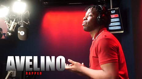 Avelino - Fire In The Booth Part 3