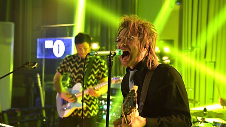 Radio 1 Live Music - Enter Shikari, at Radio 1 Rocks 2017