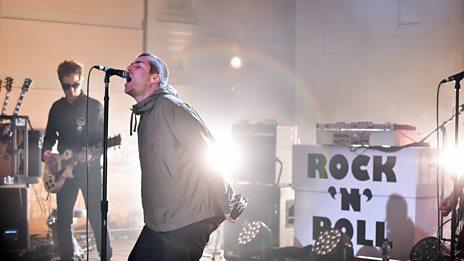 Liam Gallagher - Rock 'n' Roll Star - Radio 2 In Concert