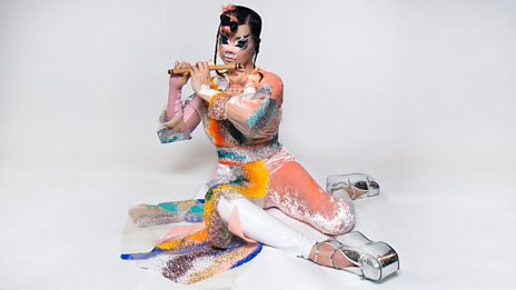 Björk shares what she's listening to