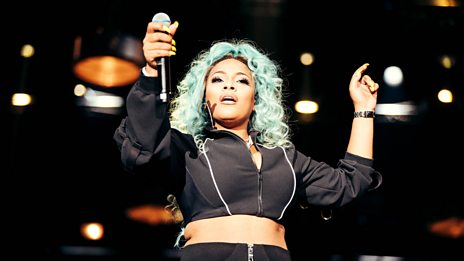 BBC Radio 1Xtra Live - Stefflon Don