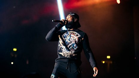 BBC Radio 1Xtra Live - Ghetts