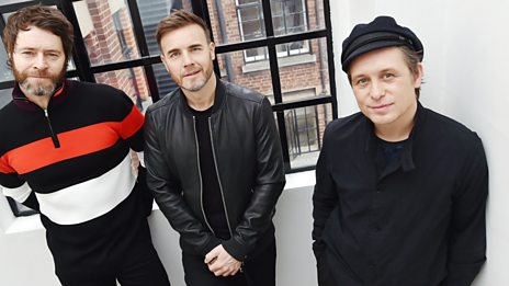 Mark Owen reveals Take That's ONLY gig in 2018...