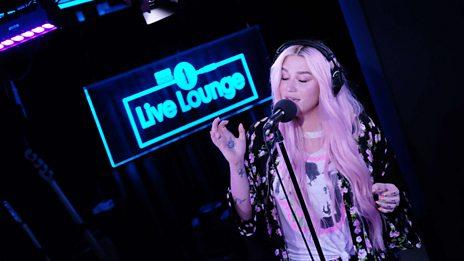 Kesha - Live Lounge
