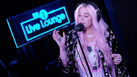 Live Lounge - Kesha