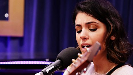 Katie Melua performs Nine Million Bicycles