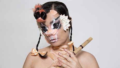 Five music recommendations from Björk