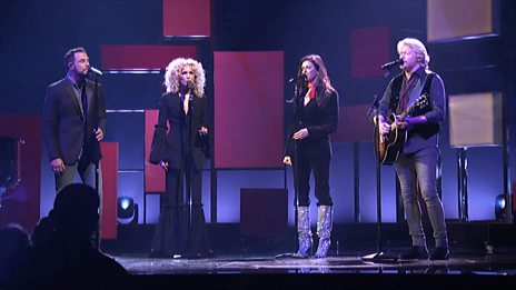 Little Big Town feat. Jimmy Webb - Wichita Lineman (CMA Awards 2017)