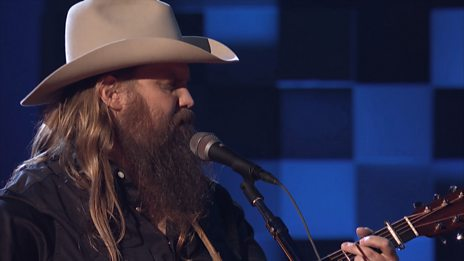 Chris Stapleton - Broken Halos (CMA Awards 2017)