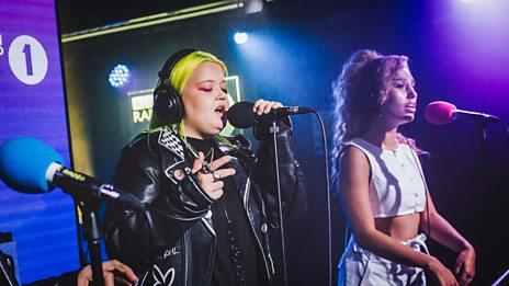 Live Lounge - ALMA