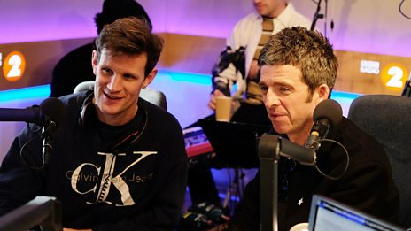 How wild was Noel Gallagher's 50th birthday party? Matt Smith was there...