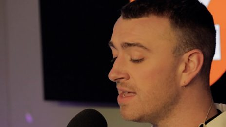 Sam Smith covers Get Here
