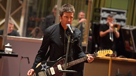 Noel Gallagher's High Flying Birds In Session