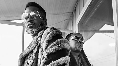 "Shabazz Palaces: ""We wanted to come from the angle of being an alien in a place that's supposed to be your home"""