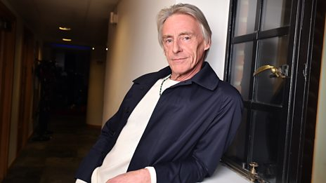 Jo talks to Paul Weller about his first guitar, his first gig with The Jam and his love of memorabilia.