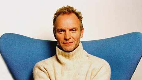 Sting Interview and Session