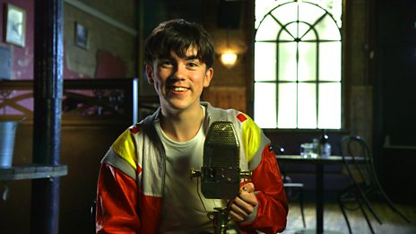 """It's just such a great thing to be a part of"" - Declan McKenna wins the BBC Music Introducing Artist of the Year award"