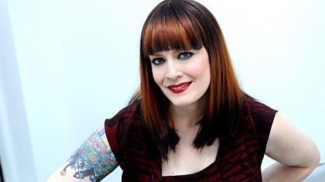 Ana Matronic's 'Funky Flight of Disco Fancy' Dance Praise