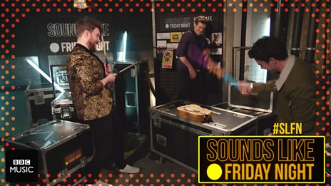 The Best Bits from Backstage at Sounds Like Friday Night
