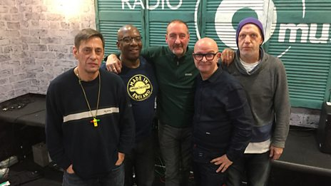 "A Certain Ratio ""Do The Du"" live in session for Marc Riley"